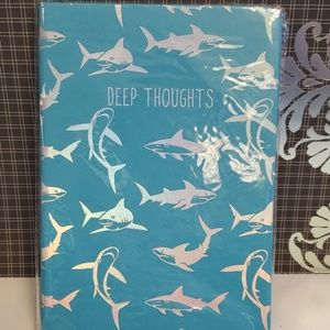 """3/$13 *NEW* Journal- """"Deep Thoughts"""""""